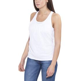 Prana Mika - Haut sans manches Femme - blanc